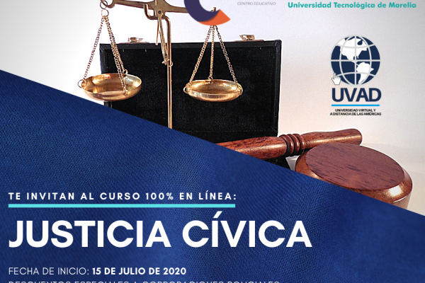 Banner Justicia Cívica